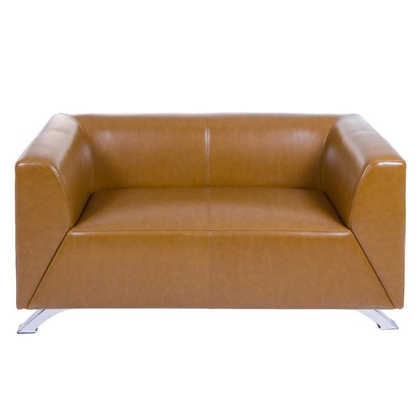 Image of   2 personers sofa Elegant Elegant Polyskin (140 X 71 x 69 cm)