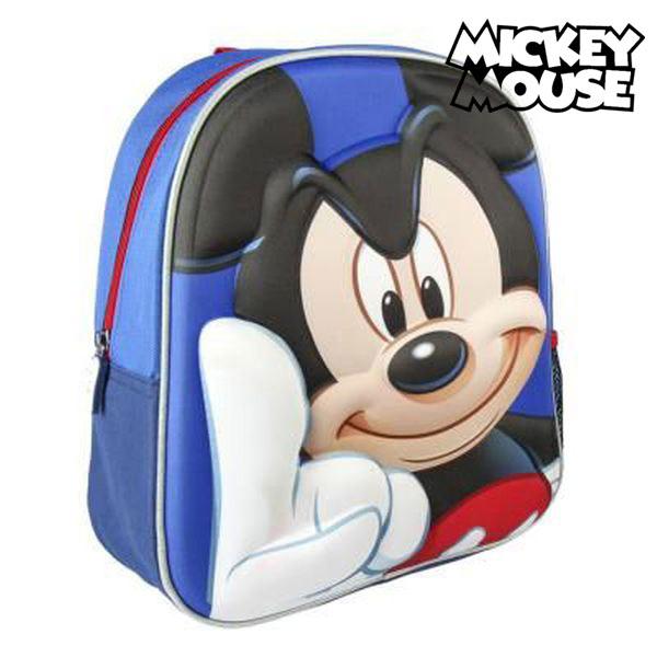 Image of   3D Børnetaske Mickey Mouse 7907