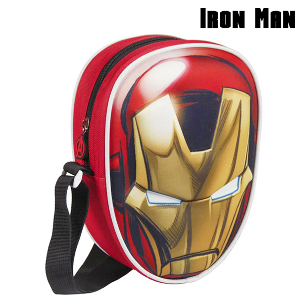 Image of   3D Iron Man Rygsæk (Avengers)