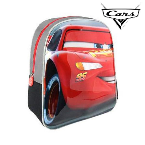 Image of   3D Skoletaske Cars 8102