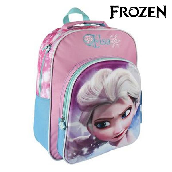 Image of   3D Skoletaske Frozen 262