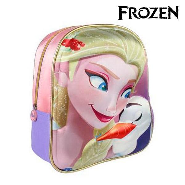 Image of   3D Skoletaske Frozen 7969