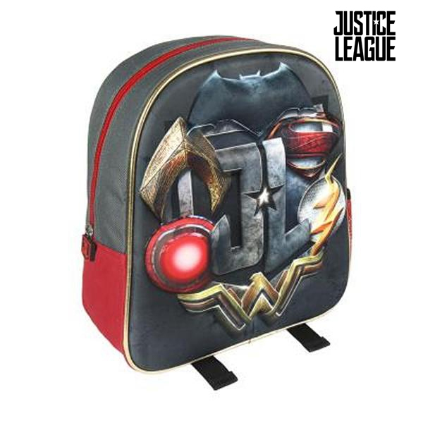 Image of   3D Skoletaske Justice League 406