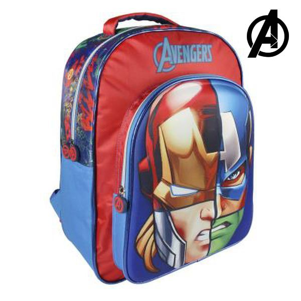 Image of   3D Skoletaske The Avengers 8140