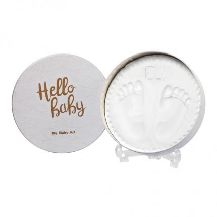 Image of   Baby Art Magisk Boks Rund Shiny Vibes