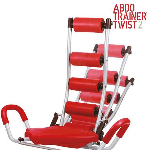 Image of   ABDO Trainer Twist Mavebøjningsbænk med Ekspandere
