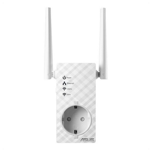 Image of   Access Point Repeater Asus RP-AC53 5 GHz Hvid
