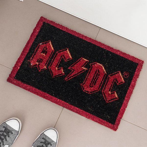Image of   AC/DC Dørmåtte