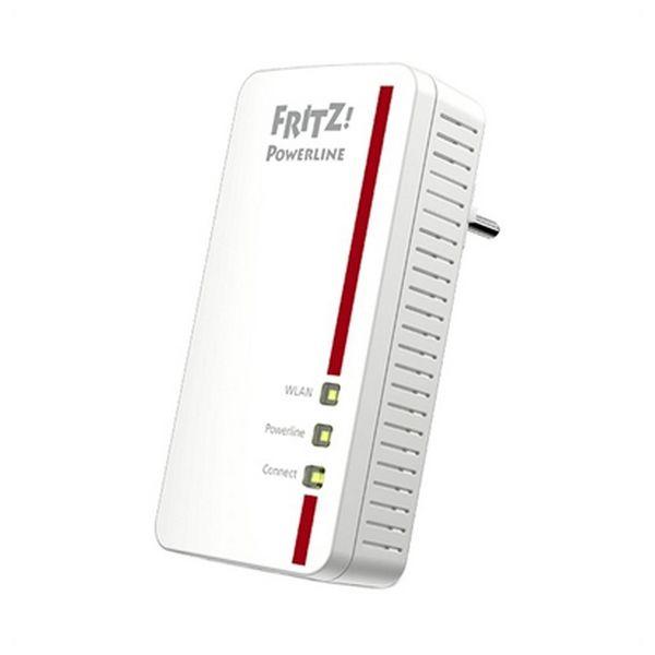 Image of   Adgangspunkt Fritz! WLAN 1260E 866 Mbps 5 GHz Hvid Rød
