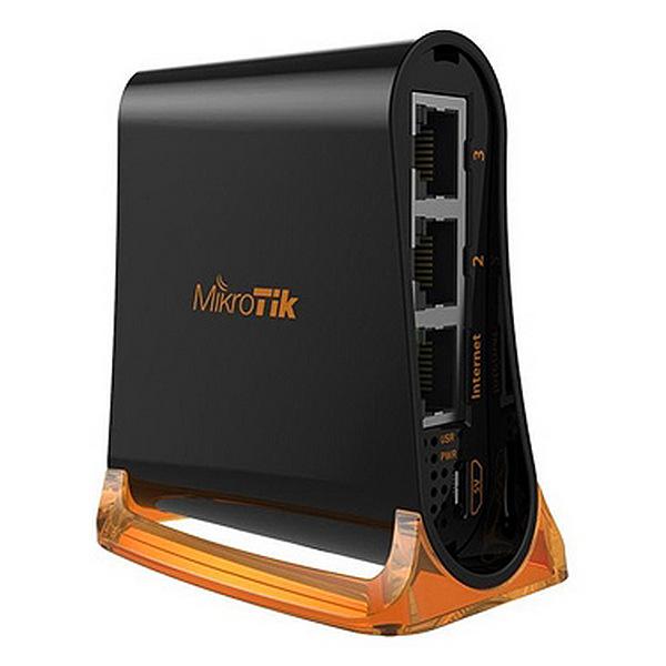 Image of Adgangspunkt Mikrotik RB931-2nD 2 GHz 650 MHz Sort