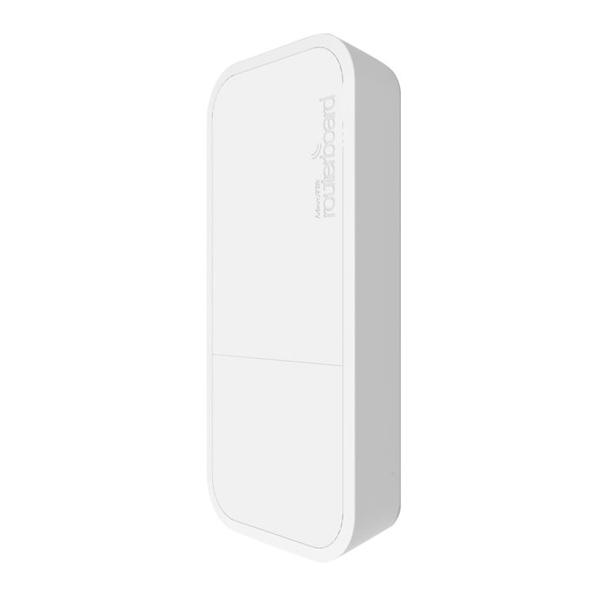 Image of   Adgangspunkt Mikrotik RBwAP2nD WLAN RouterOS PoE L4 Hvid