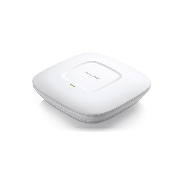 Image of   Adgangspunkt TP-LINK NSWPAC0290 EAP115 5W 12V 1 Fast Ethernet (RJ-45) 2.4~2.4835 GHz Hvid
