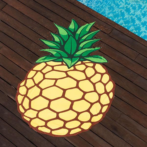 Image of   Adventure Goods Strandhåndklæde Ananas