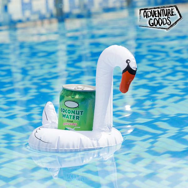 Image of Adventure Goods Swan Oppustelig Dåseholder