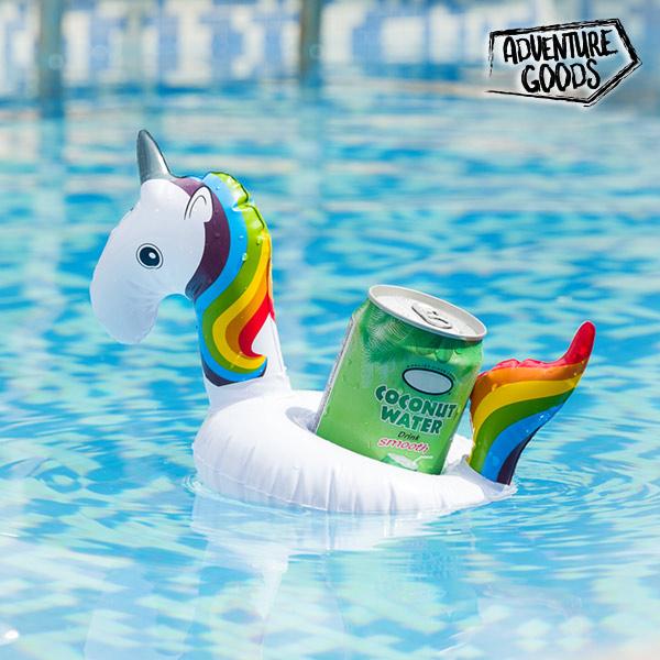 Image of   Adventure Goods Unicorn Oppustelig Dåseholder