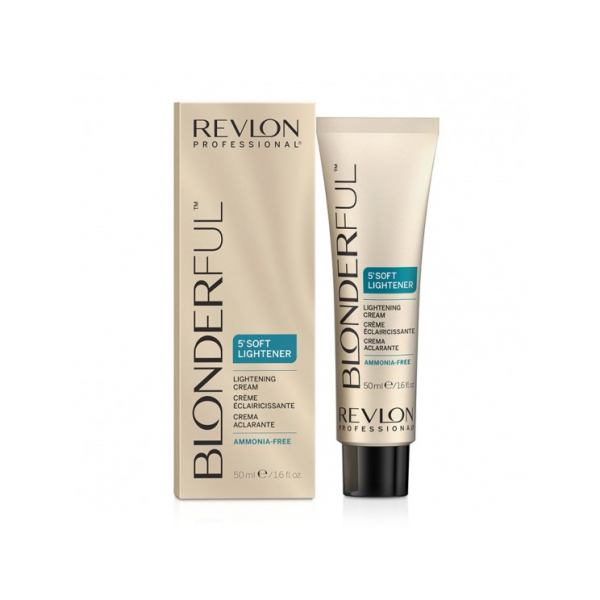 Image of   Afblegende hårmaske til blond hår Blonderful Revlon (50 ml)