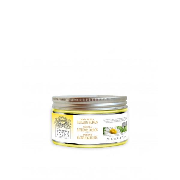 Image of Afblegende hårmaske til blond hår Camomila Intea (250 ml)