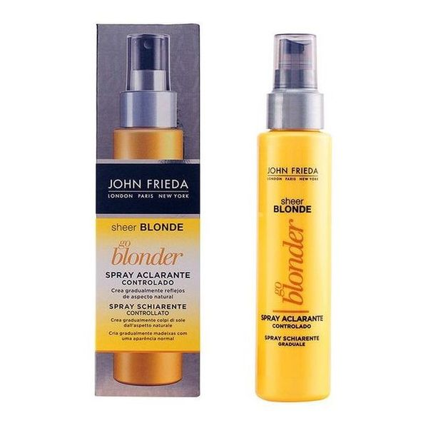 Image of   Afblegende Spray til Blond Hår Sheer Blonde John Frieda