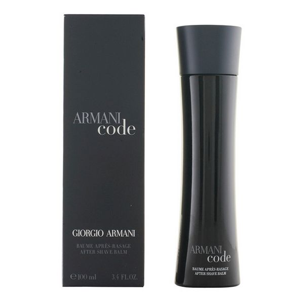 Image of   After Shave Balsam Code Pour Homme Armani (100 ml)