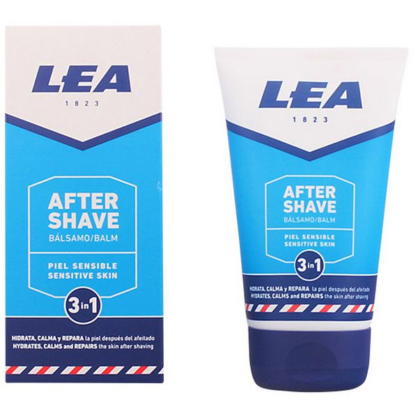 Image of   After Shave Balsam Sensitive Skin Lea (125 ml)