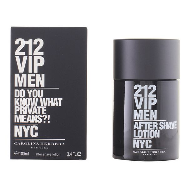 Image of   After Shave Lotion 212 Vip Men Carolina Herrera (100 ml)