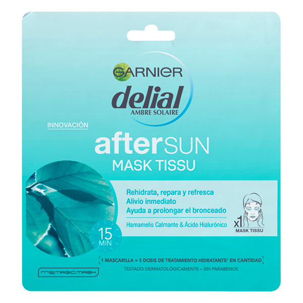 Image of   After Sun Mask Tissu Delial (32 g)