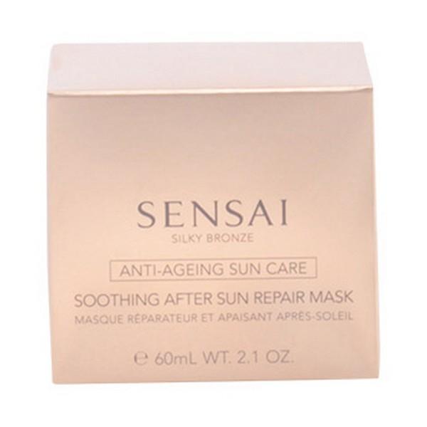 Image of   After Sun Sensai Silky Bronze Mask Kanebo (50 ml)
