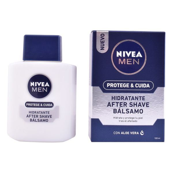 Image of Aftershave Balsam Aloe Vera Nivea (100 ml)