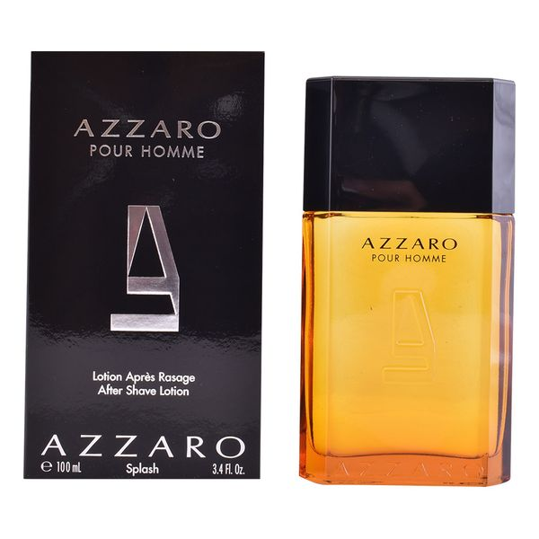 Image of   Aftershave Lotion Pour Homme Azzaro (100 ml)