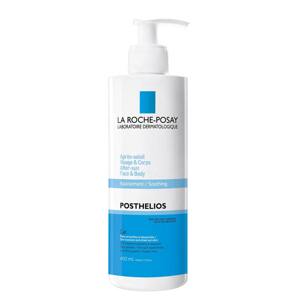Image of   AfterSun Posthelios La Roche Posay (400 ml)