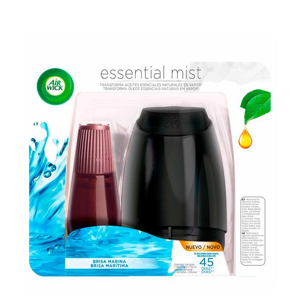 Image of Air Wick Essential Mist Komplet Marine Brise Luftfrisker