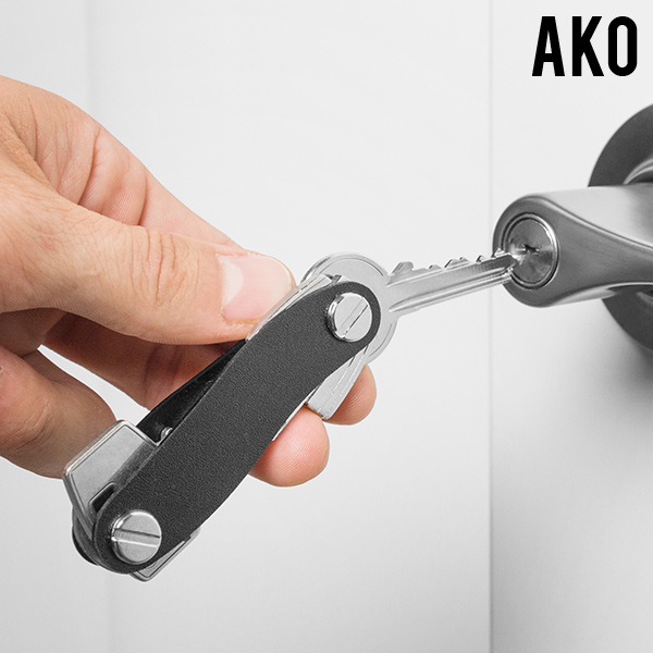 Image of   AKO Organisator Nøglering