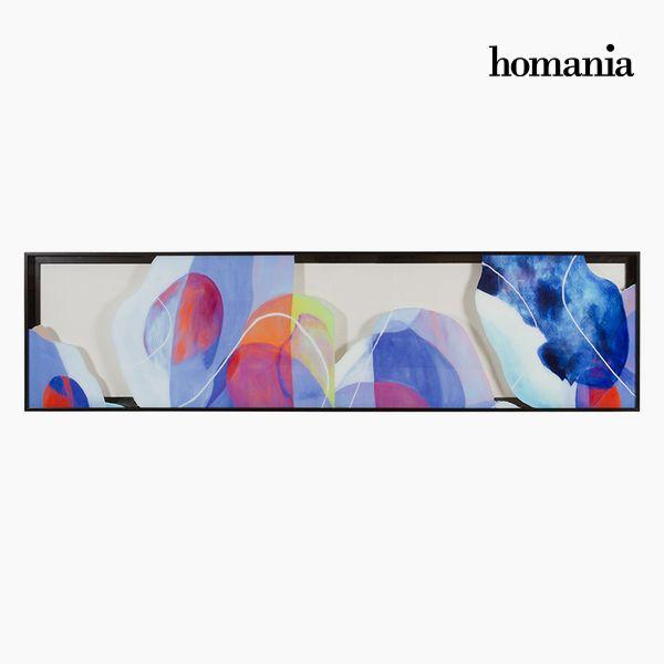Image of   Akrylmaleri (182 x 4 x 47 cm) by Homania