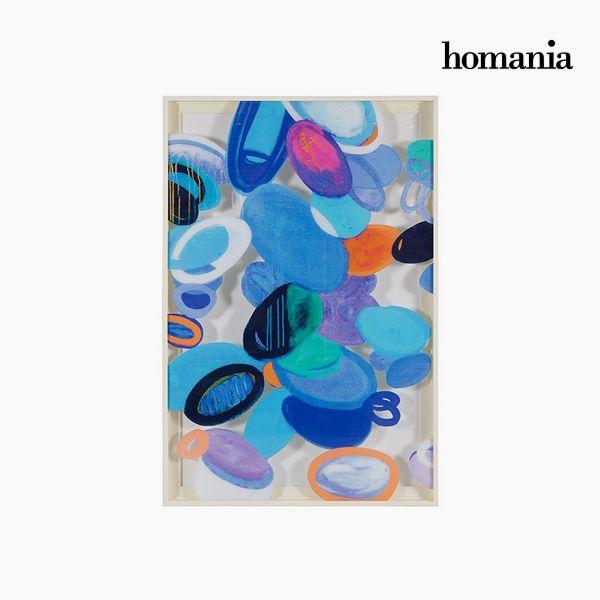 Image of   Akrylmaleri (64 x 4 x 92 cm) by Homania