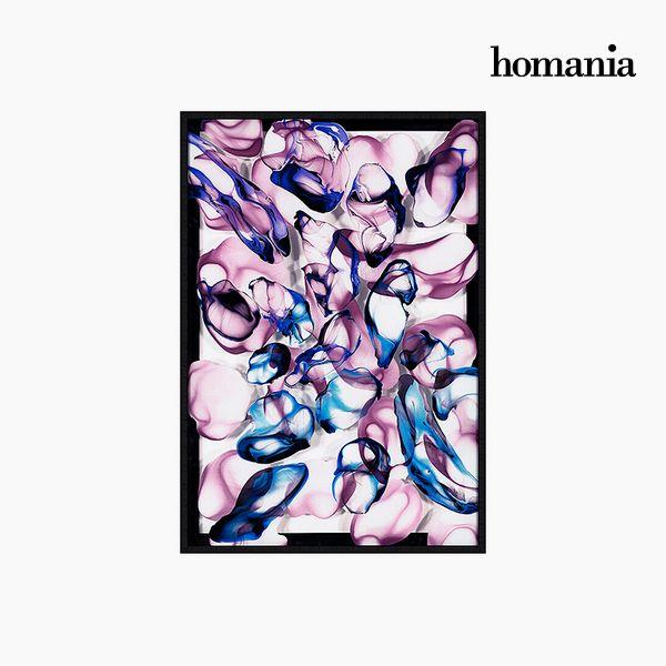 Image of   Akrylmaleri (82 x 4 x 122 cm) by Homania