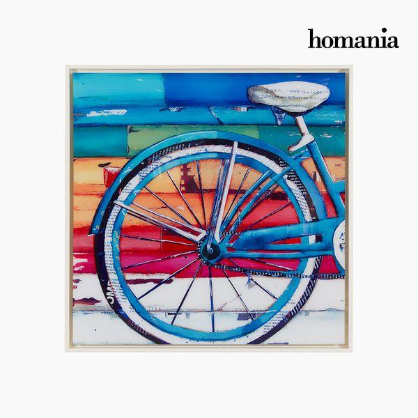 Image of   Akrylmaleri (92 x 4 x 92 cm) by Homania