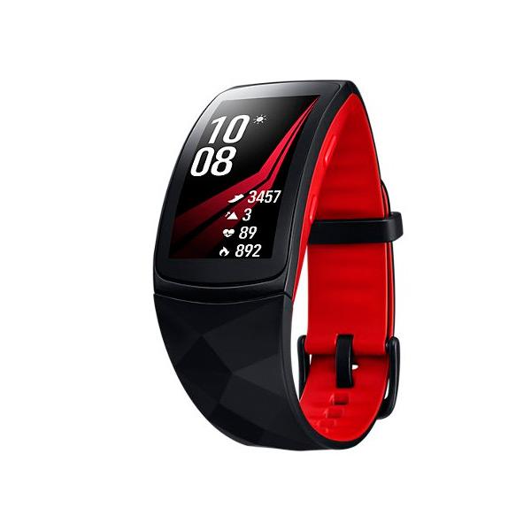 "Image of   Aktivitetsarmbånd Samsung SM-R365NZRAPHE 1,5"" Bluetooth GPS Rød"