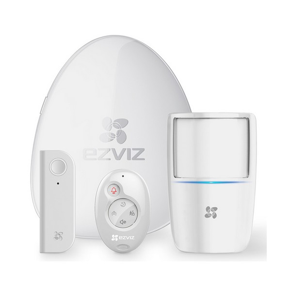 Image of   Alarmsystem Ezviz BS-113A (4 Pcs) Hvid
