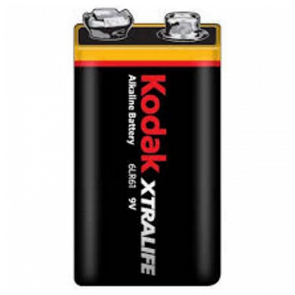 Image of   Alkaline Batteri Kodak 9 V