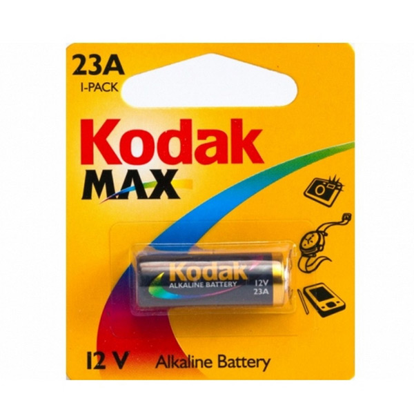 Image of   Alkaline Batteri Kodak LR23A 12 V ULTRA