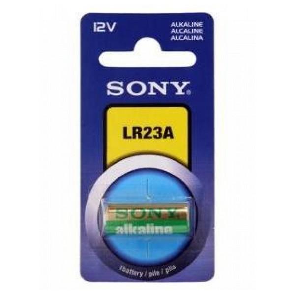 Image of   Alkaline Batteri Sony LR23, 12V, miniAlkaline LR23NB1A 12 V 30 mAh Grøn