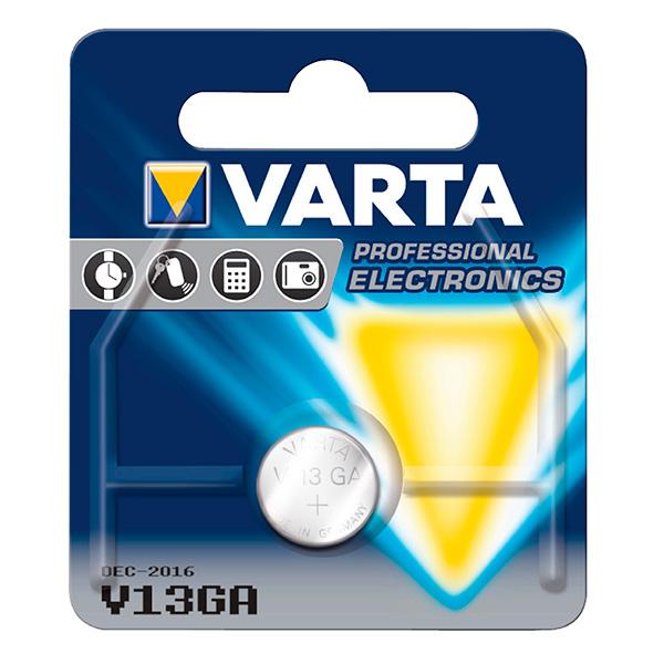 Image of   Alkaline knap-cellbatteri Varta 220830 1,5 V