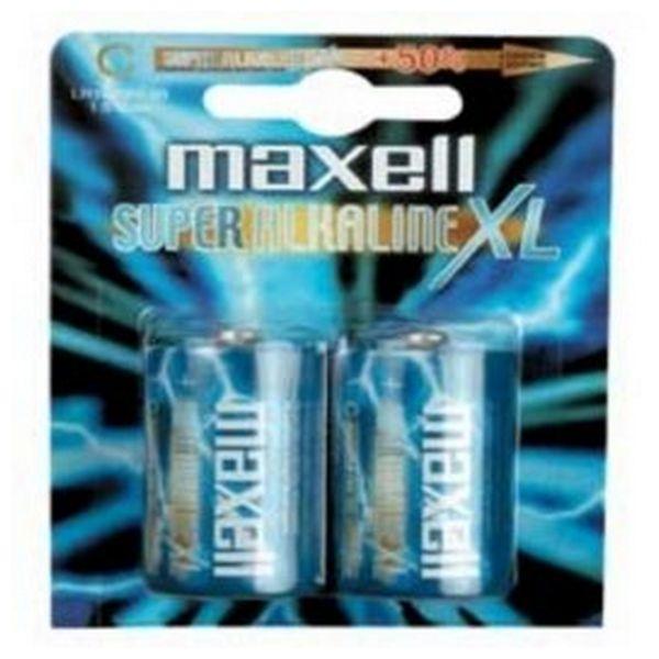 Image of   Alkalinebatterier Maxell MXBLR14 C 1.5V MN1400 (2 pcs)