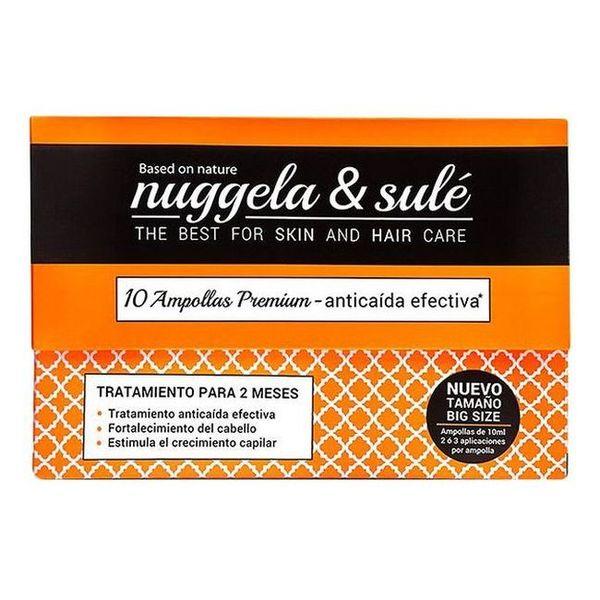Image of   Anti-hårtab Ampuller Nuggela & Sulé (10 uds)