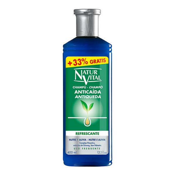 Image of   Anti-hårtab Shampoo Naturaleza y Vida (100 ml)
