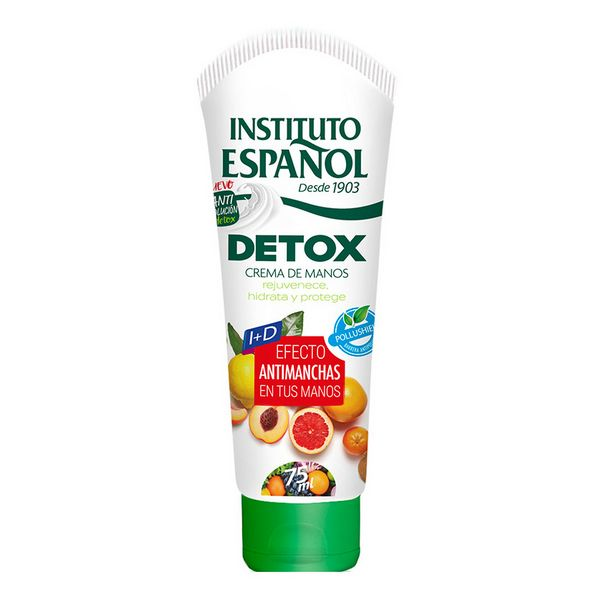 Image of   Anti-plet håndcreme Detox Instituto Español (75 ml)