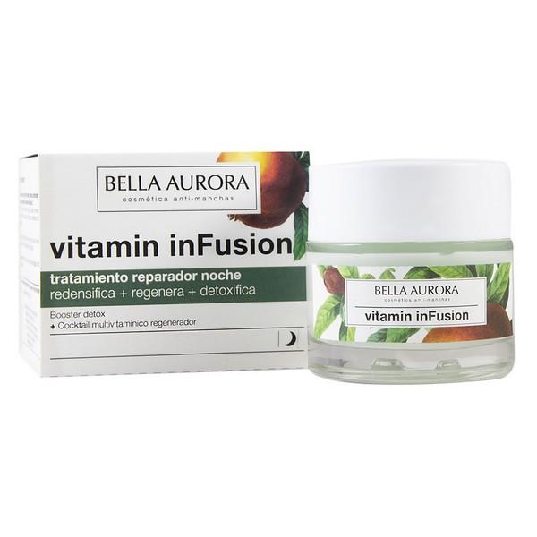 Image of   Anti-Rynke Behandling Vitamin Infusion Bella Aurora (50 ml)