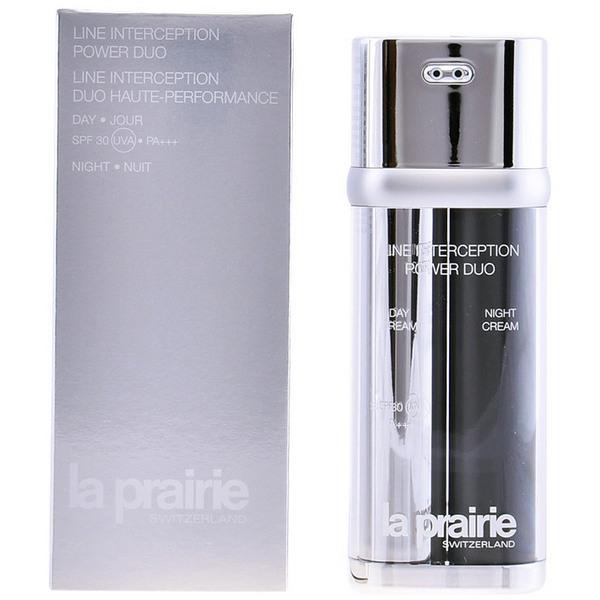 Image of   Anti-rynke creme Line Interception Duo La Prairie Spf 30 (50 ml)