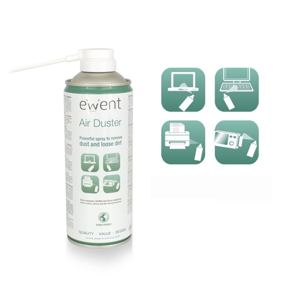Image of   Anti-støv spray Ewent EW5601 400 ml
