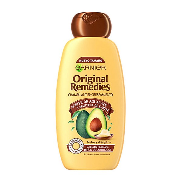Image of   Antikrus shampoo Original Remedies Garnier (300 ml)